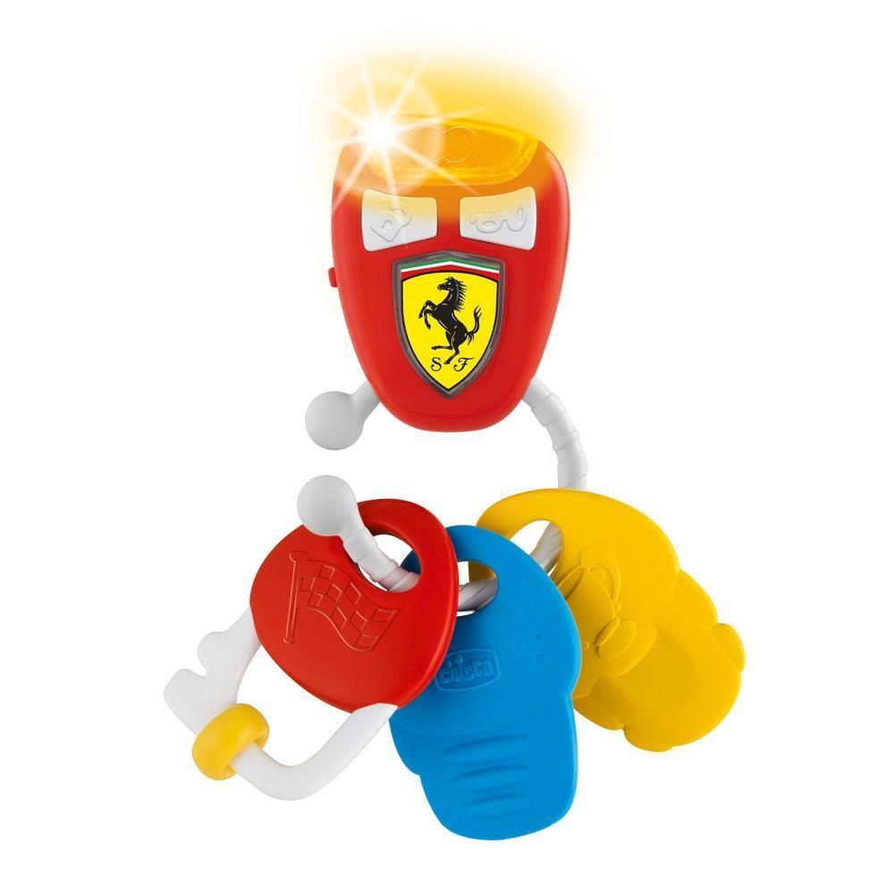 Chicco Grabbing Toy Elect Ferrari Key
